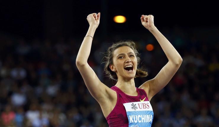 Ещё одна победа Марии Ласицкене!