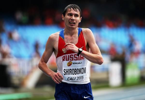 Широбоков – серебряный призёр ЧМ!