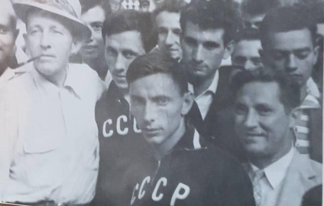 Алексею Степановичу Десятчикову — 85!