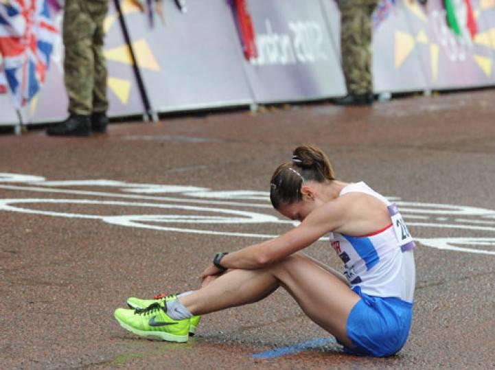 Татьяна Петрова-Архипова получит бронзу Олимпиады-2008