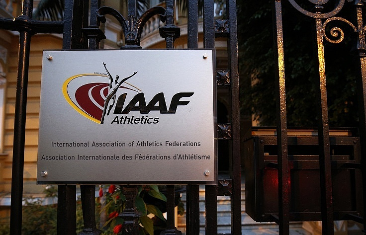 Заявки: отказы от ИААФ