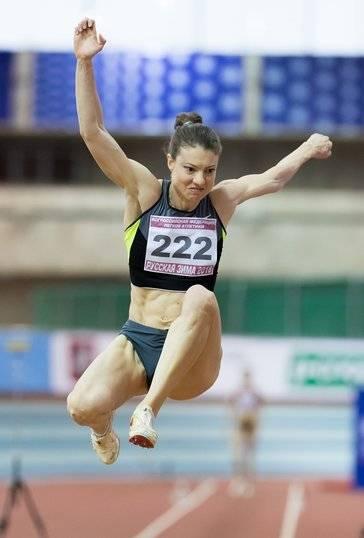 Чемпионат России: победа Соколовой