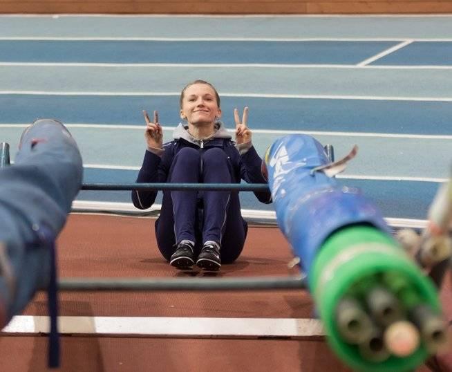 Чемпионат России: 4.87 м Сидоровой