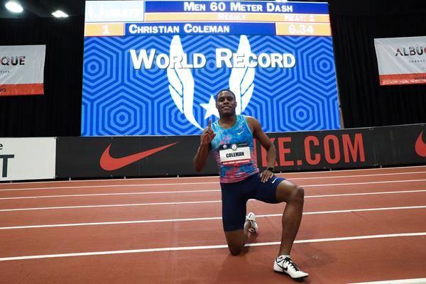 Дайджест мировой легкой атлетики
