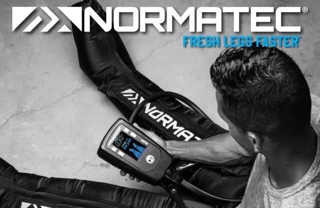 Чемпионат России: восстановись с NormaTec