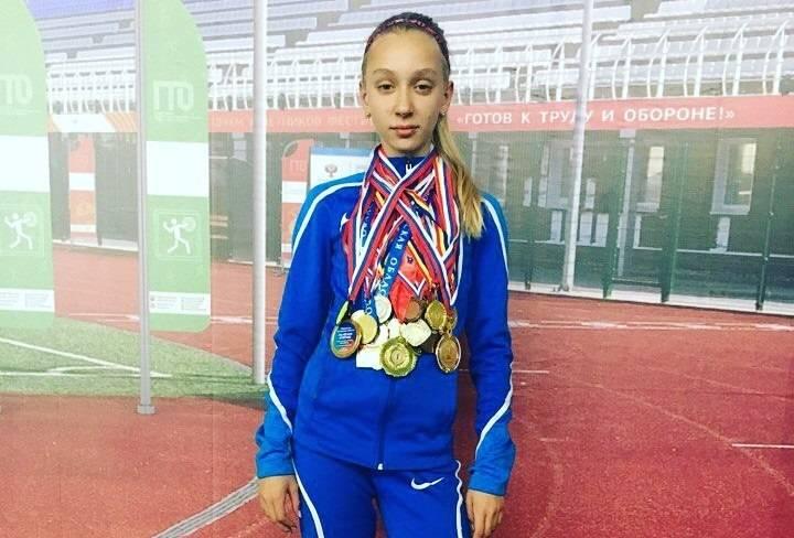 1000 талантов: Вероника Ратиева
