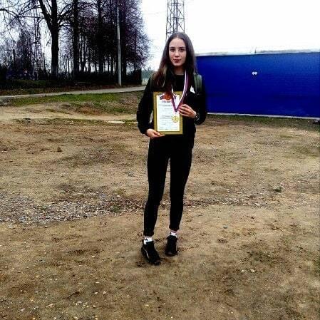 1000 талантов: Юлия Бычкова
