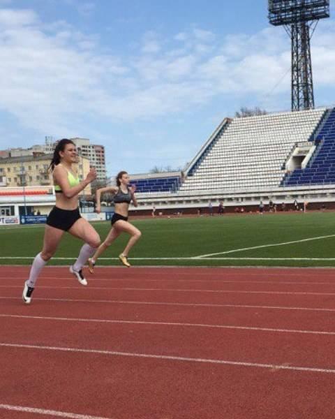 1000 талантов: Алёна Неупряженко