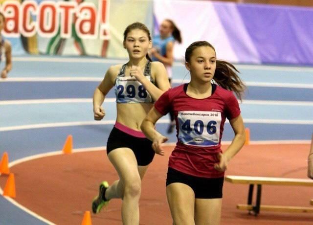 1000 талантов: Анастасия Удалова