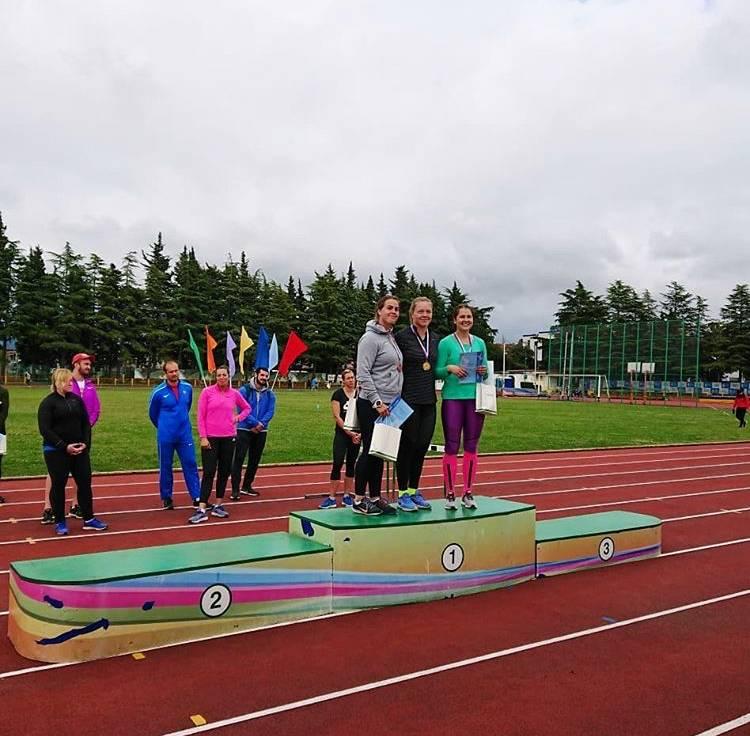 Соревнования по метаниям на призы А. А. Низамутдинова