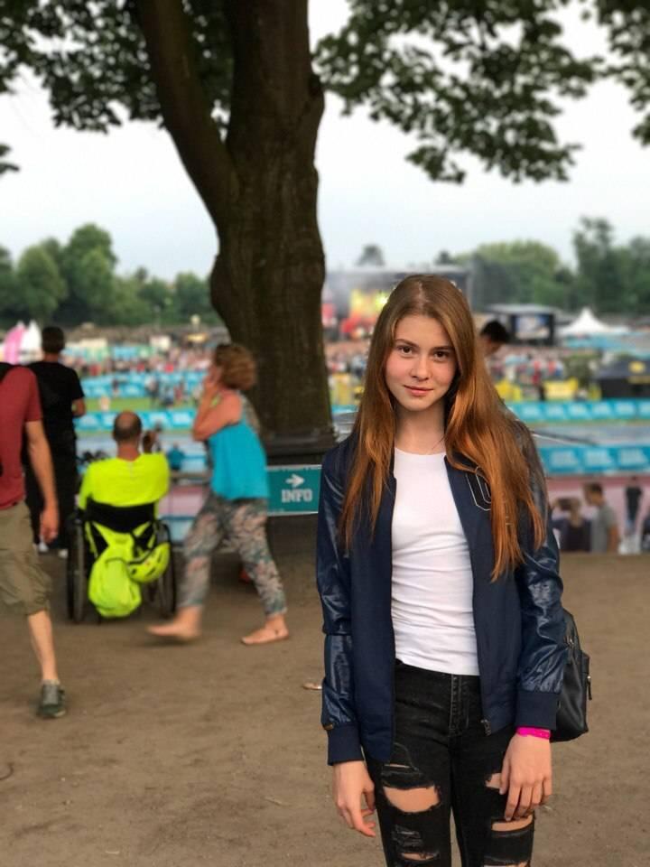1000 талантов: Дарья Гинейко