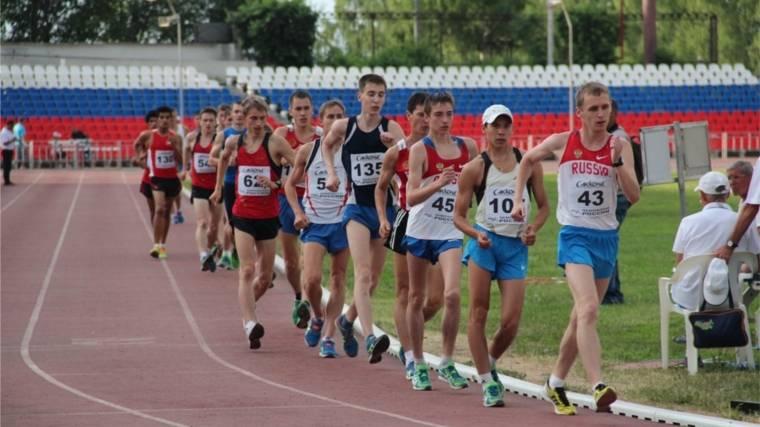 Ходьба 20 км в Чебоксарах: результаты
