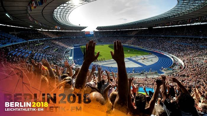 ЧЕ-2018: наши уже в Берлине