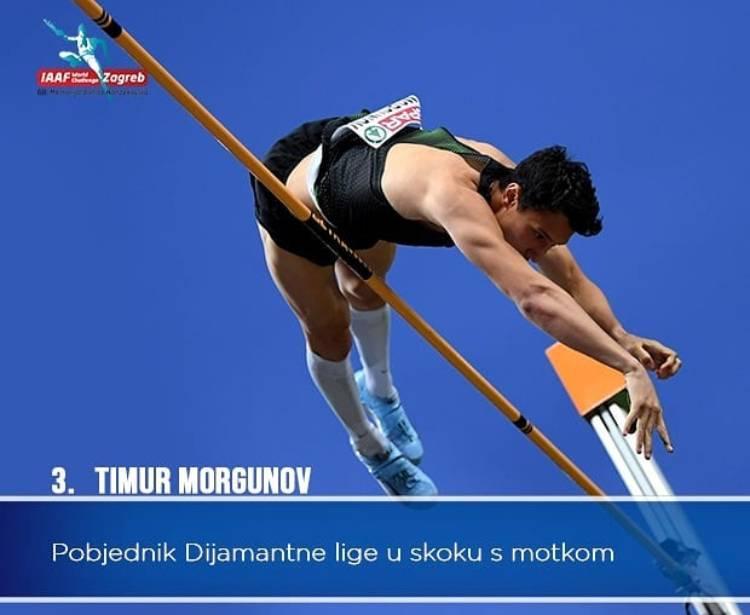 Моргунов: победа в Загребе