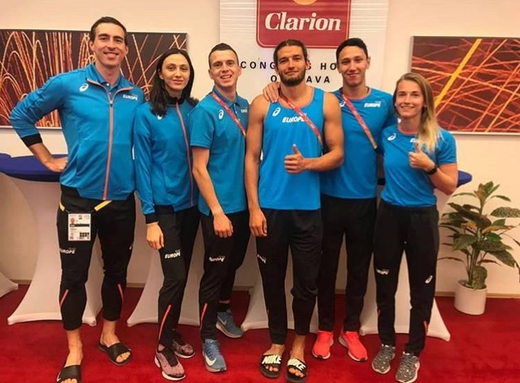 Острава: победа Шубенкова и Ласицкене