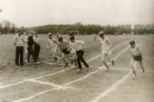 Легкая атлетика в Российской империи