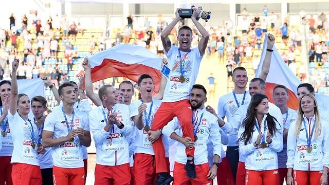 Командный чемпионат Европы: Результаты