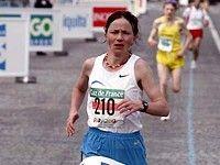 Лидия Григорьева выиграла марафон в Лос-Анджелесе