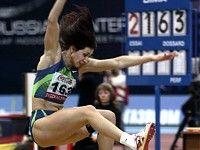 Клюфт сильна в многоборье, а Лебедева — в прыжках