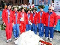 Россиянки побеждают второй год подряд на экидене в Иокогаме.
