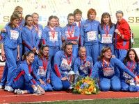 Россиянки выигрывают Кубок Европы по легкой атлетике