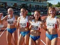Сборная России побеждает на молодежном чемпионате Европы