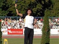 Вторая победа Татьяны Лебедевой за выходные