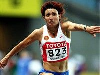 Татьяна Лебедева – вторая в тройном прыжке