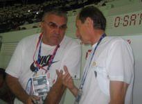 Валентин Балахничев: «Общая картина выступления российской сборной меня очень радует»