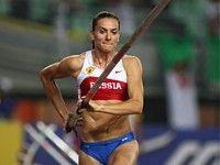 Елена Исинбаева выбрана в Комиссию легкоатлетов ИААФ