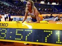 Мировой рекорд Елены Соболевой ратифицирован