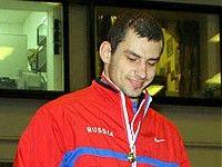 Дроздов и Курбан – чемпионы России в многоборье