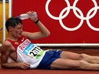Денис Нижегородов завоевывает бронзу в ходьбе на 50 км