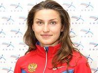 Анна Чичерова – бронза в прыжке в высоту