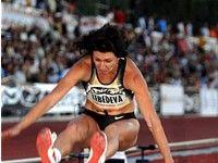 Татьяна Лебедева побеждает в Японии