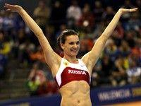 Елена Исинбаева — претендентка на звание лучшей в мире
