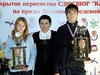 Юные рекордсмены в Волгограде