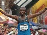 Ванджиру будет готовиться к Берлинскому марафону