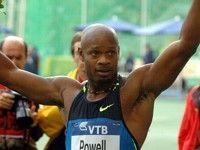 Асафа Пауэлл победил ветер за 10.23