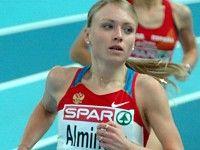 Анна Альминова сделала второй шаг к двум вершинам