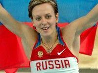 Голубчикова – чемпионка в прыжке с шестом