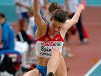 Елена Соколова – серебро с личным рекордом