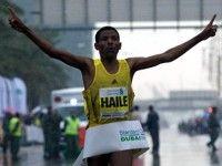 Первое поражение короля марафона
