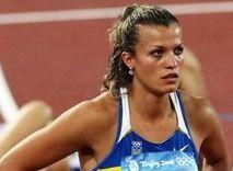 Наталья Добринская — спортсменка года на Украине