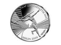 К чемпионату мира в Германии выпущены юбилейные монеты и марки