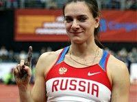 Елена Исинбаева выступит на всех этапах «Золотой лиги»