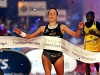 Сабрина Мокенхаупт хочет замахнуться на 10 000 метров