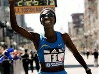 Катрин Ндеребе не нашлось места на Бостонском марафоне