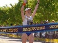Татьяна Пушкарева выиграла марафон в Нэшвилле