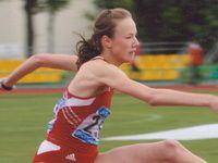 Вера Рудакова стала третьей на соревнованиях в США